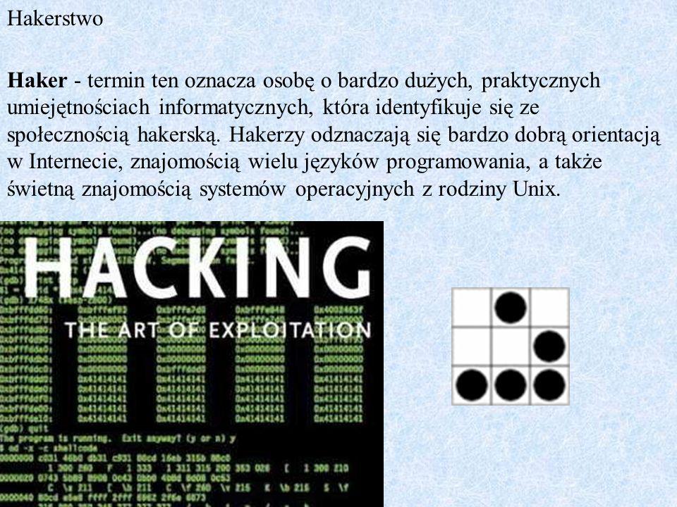 Hakerstwo