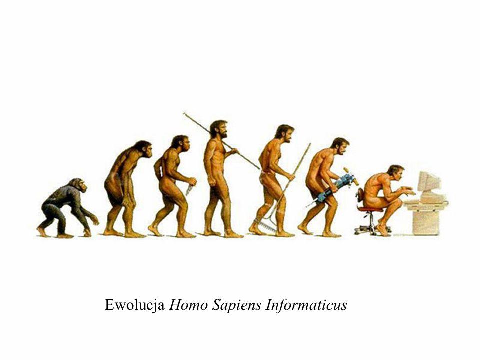 Ewolucja Homo Sapiens Informaticus