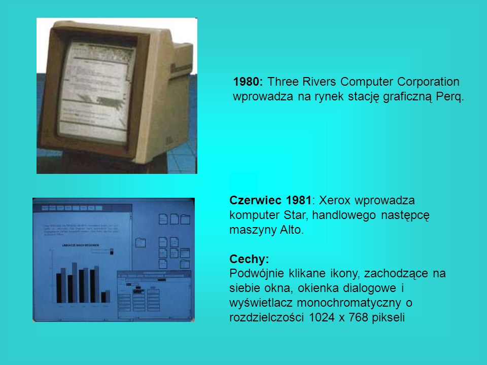 1980: Three Rivers Computer Corporation