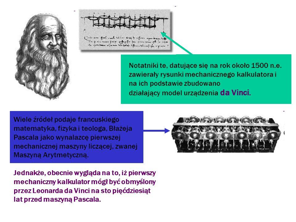 Notatniki te, datujące się na rok około 1500 n.e.