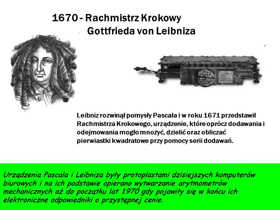 Gottfrieda von Leibniza