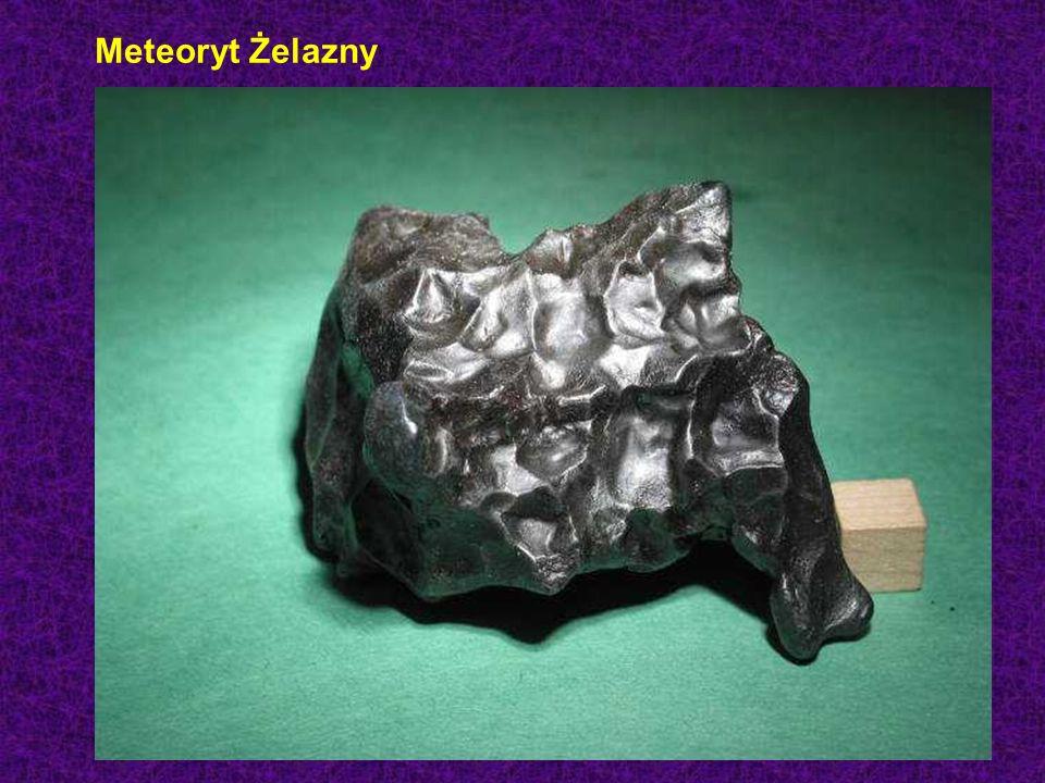 Meteoryt Żelazny