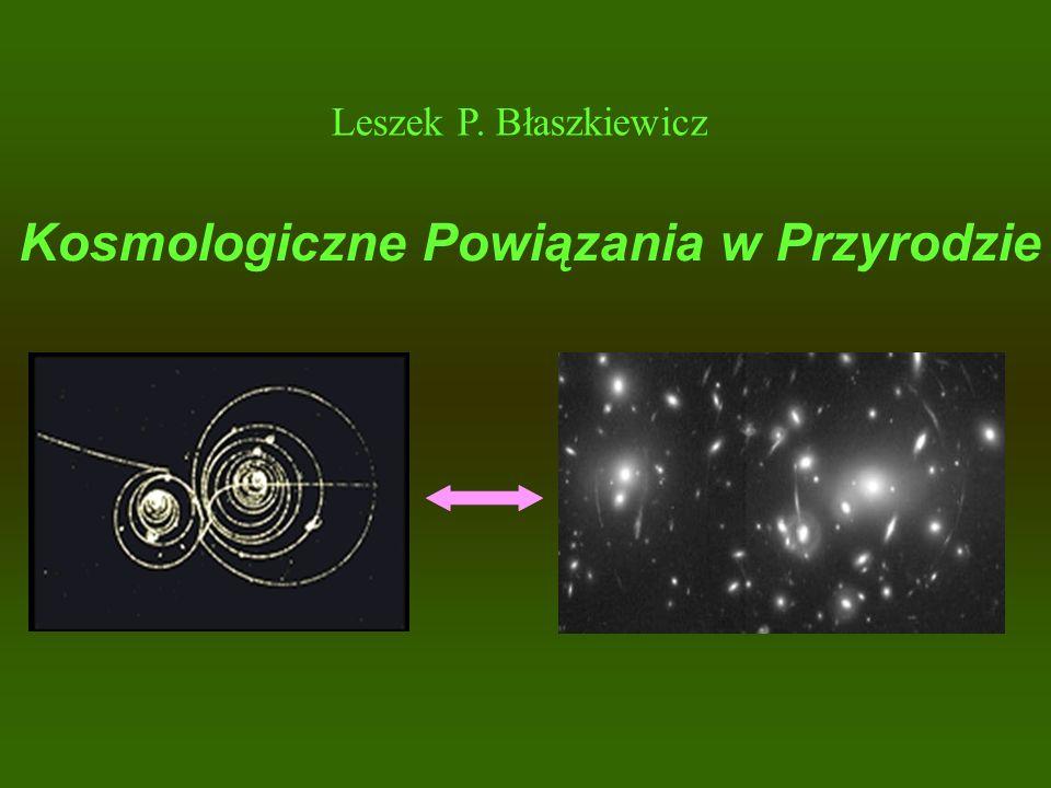 Kosmologiczne Powiązania w Przyrodzie