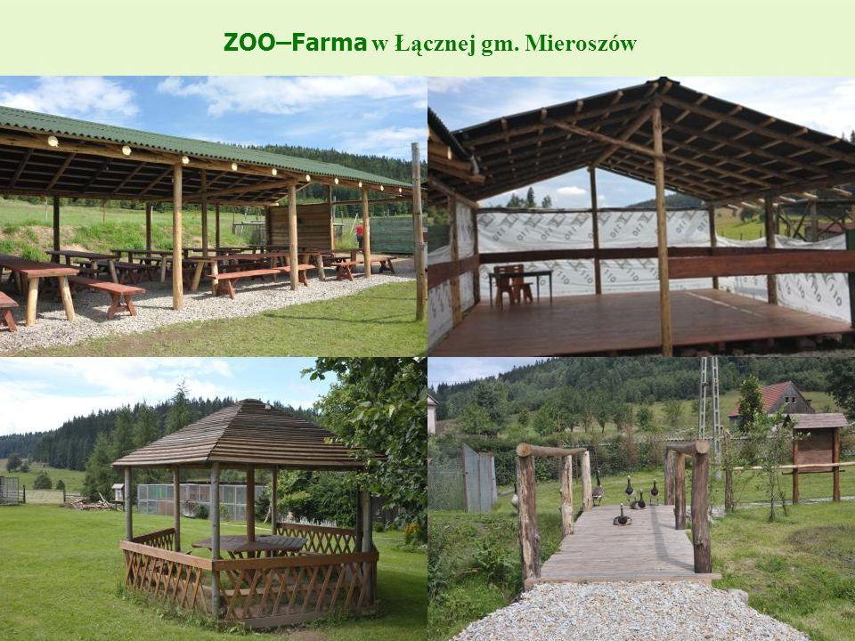 ZOO–Farma w Łącznej gm. Mieroszów
