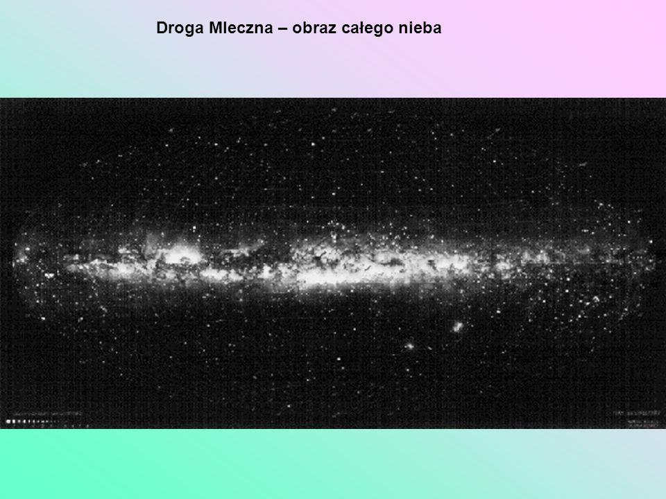 Droga Mleczna – obraz całego nieba