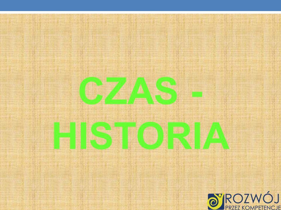 CZAS - HISTORIA 18