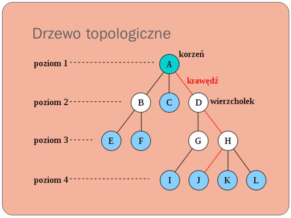 Drzewo topologiczne