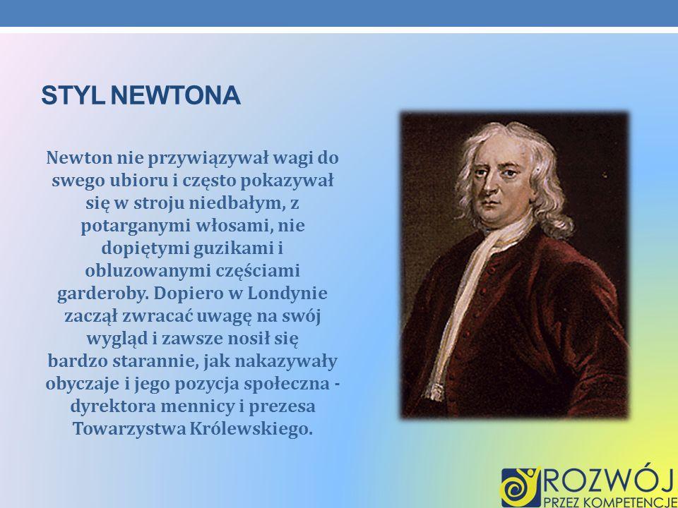 Styl Newtona