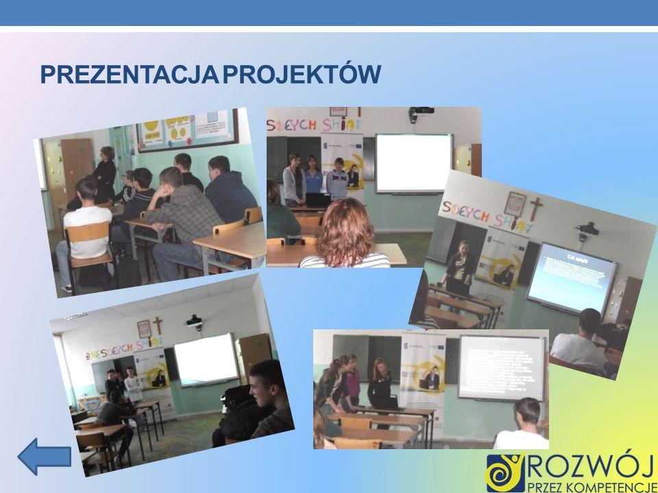 Prezentacja projektów