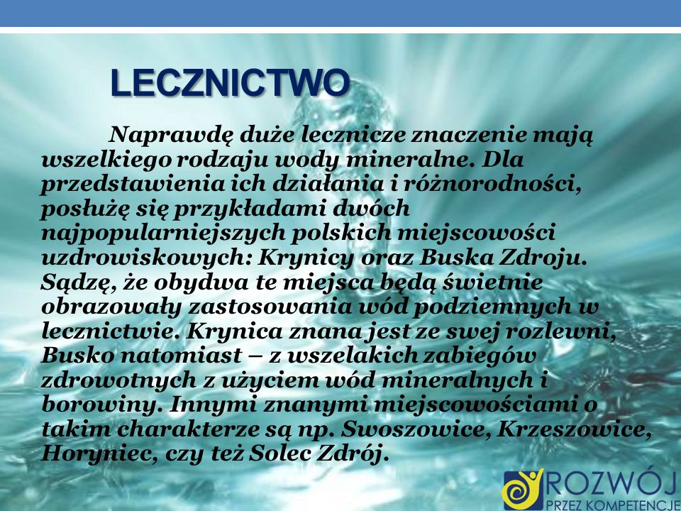 Lecznictwo