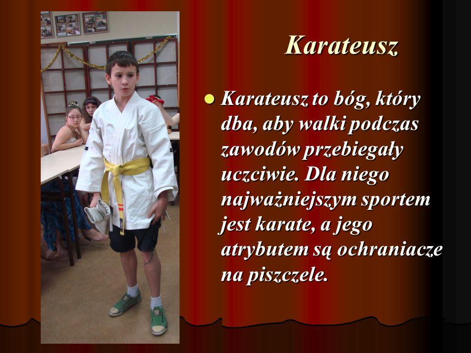 Karateusz