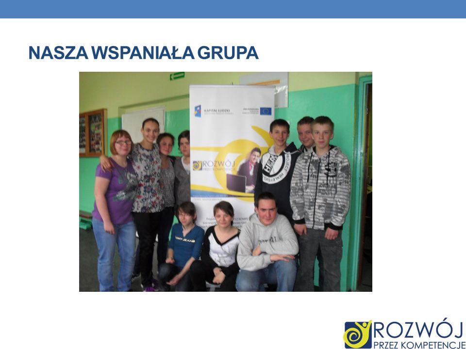 Nasza wspaniała grupa