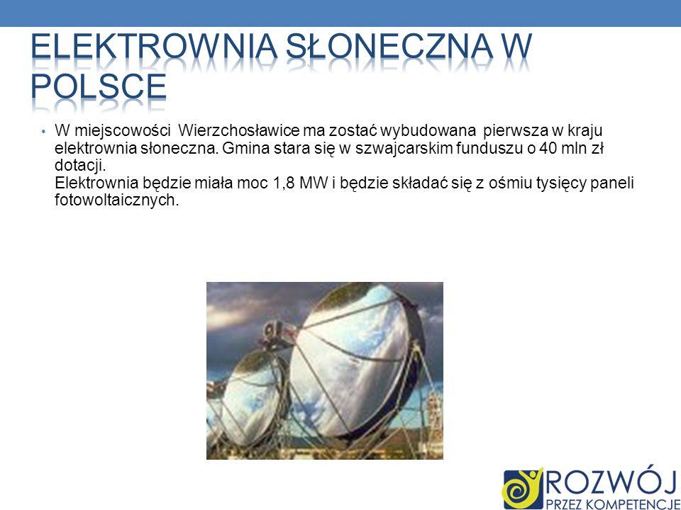 Elektrownia słoneczna w polsce