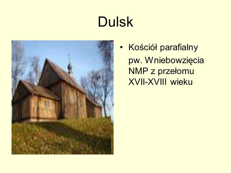 Dulsk Kościół parafialny