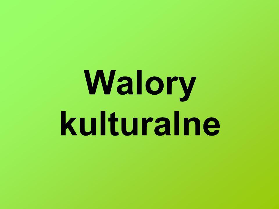 Walory kulturalne