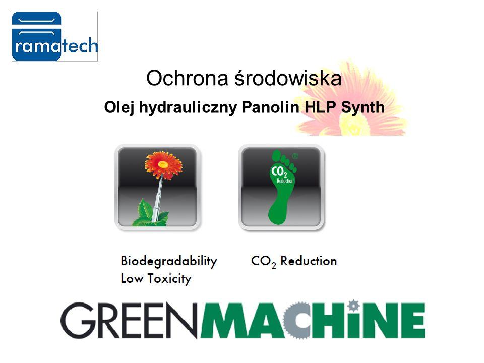 Olej hydrauliczny Panolin HLP Synth