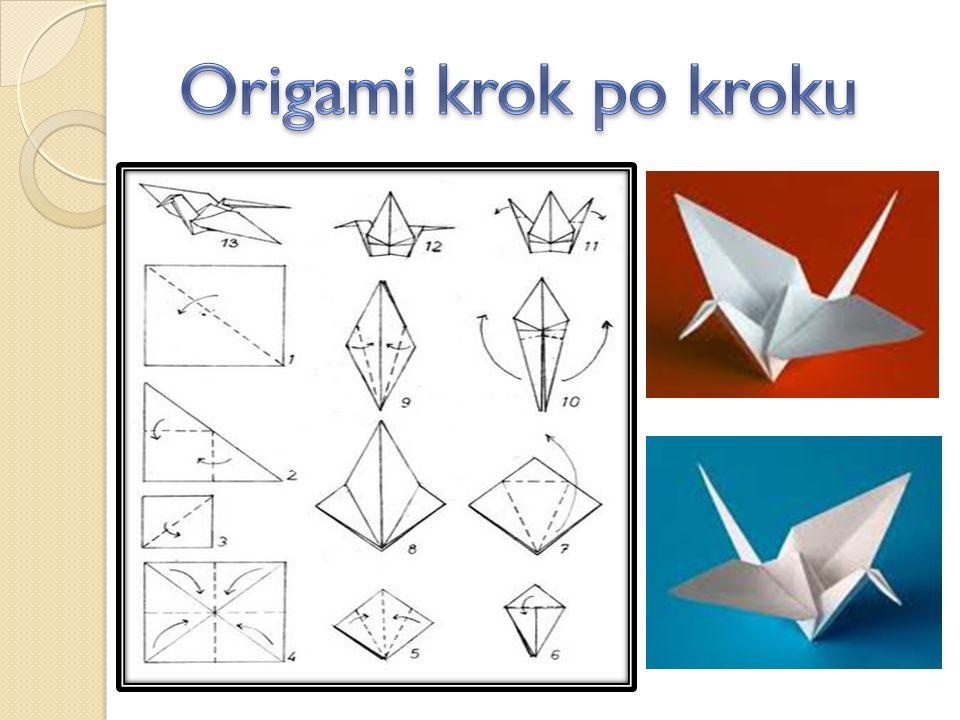 Origami krok po kroku
