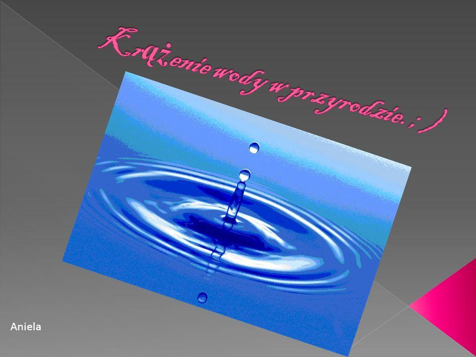 Krążenie wody w przyrodzie. ; )