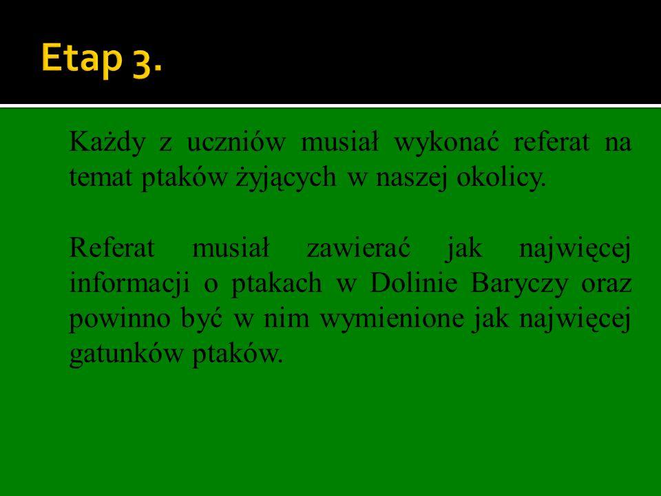 Etap 3.
