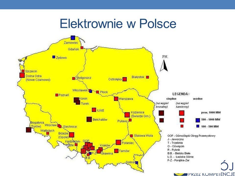 Elektrownie w Polsce