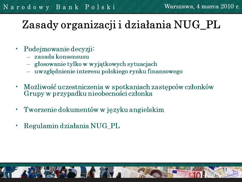Zasady organizacji i działania NUG_PL