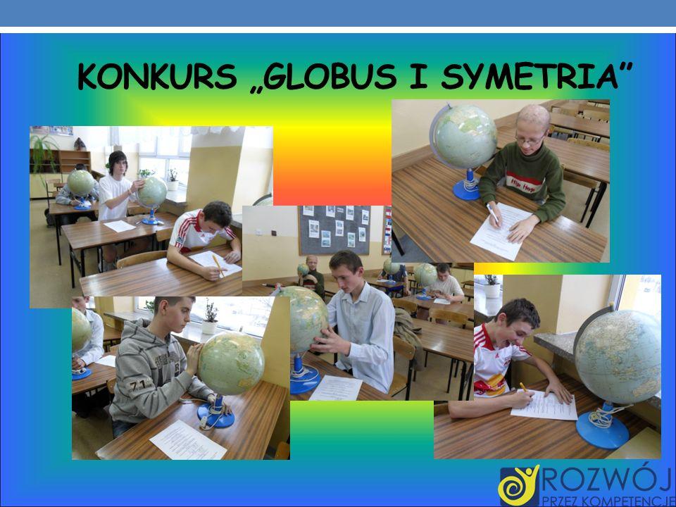 """Konkurs """"Globus i symetria"""