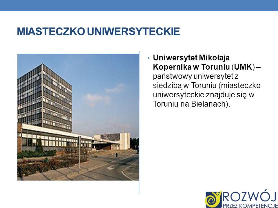 Miasteczko Uniwersyteckie