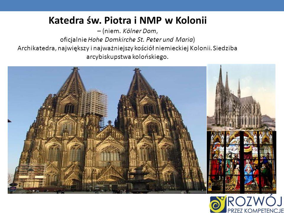 Katedra św. Piotra i NMP w Kolonii