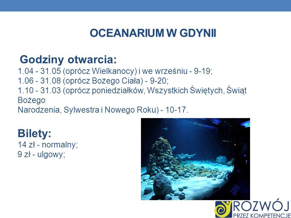Oceanarium w gdynii