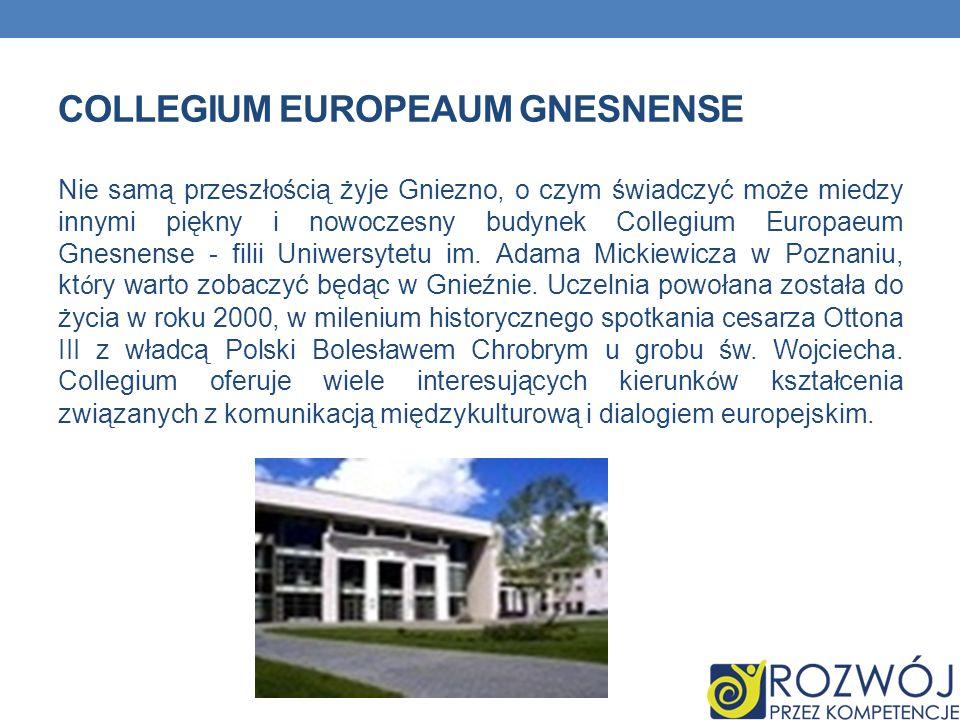 Collegium europeaum gnesnense