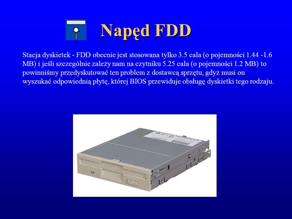 Napęd FDD