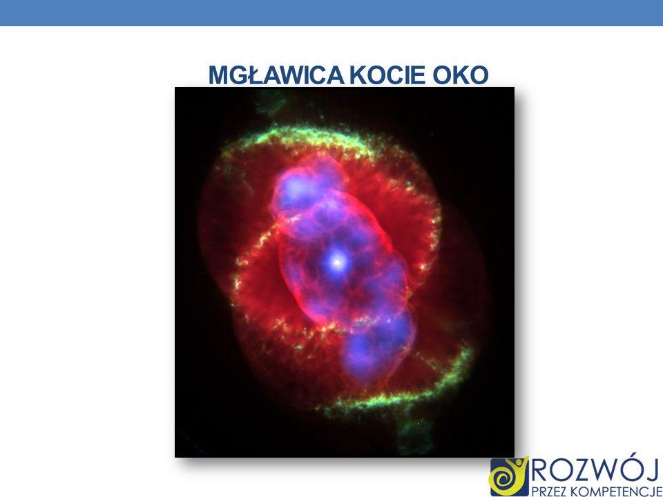 Mgławica Kocie Oko