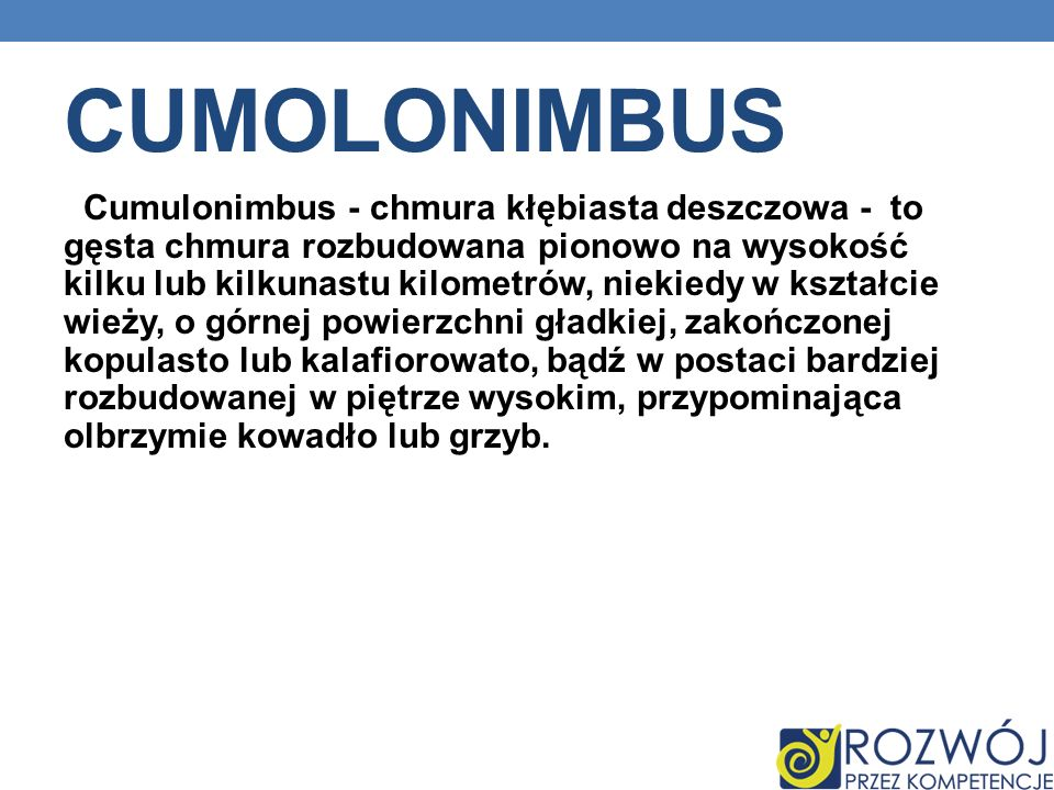 CUmolonimbus