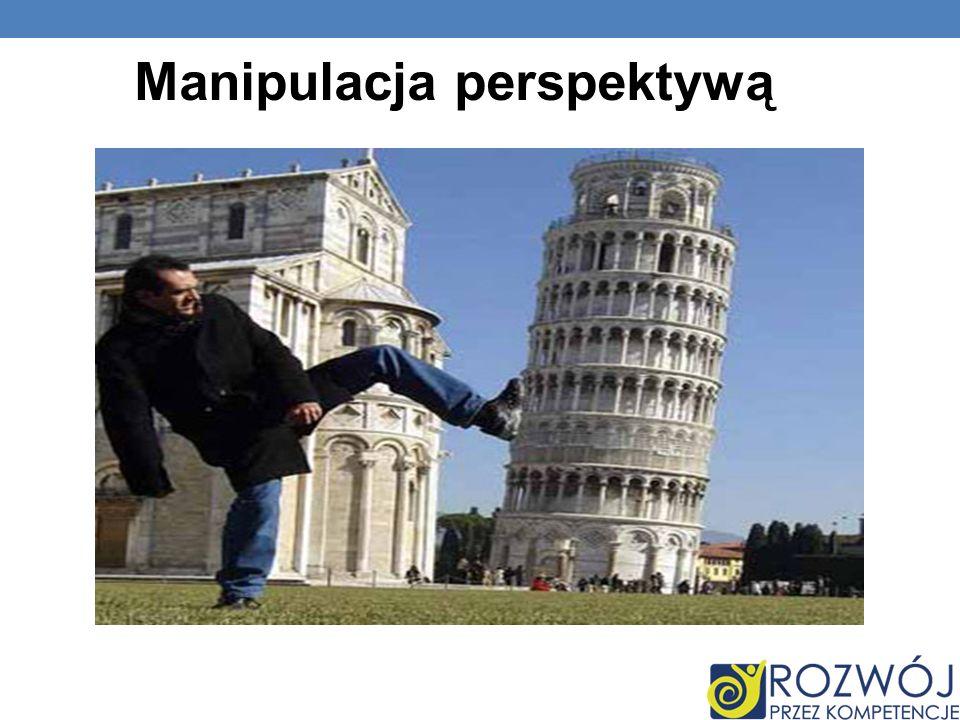 Manipulacja perspektywą