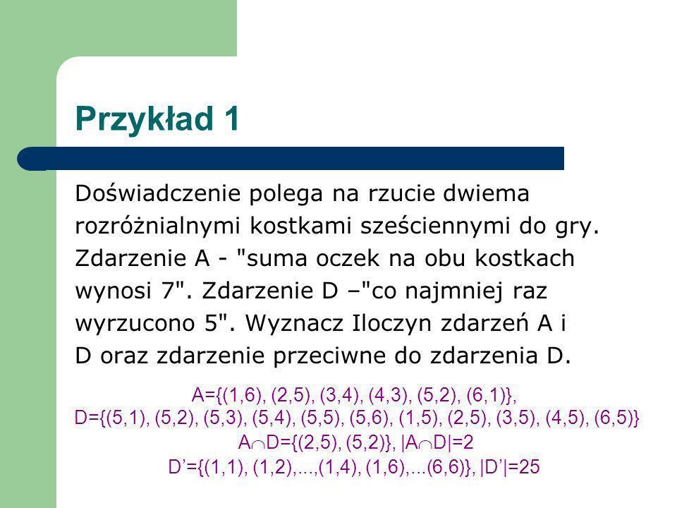 D'={(1,1), (1,2),...,(1,4), (1,6),...(6,6)}, |D'|=25