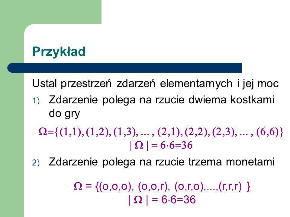 W = {(o,o,o), (o,o,r), (o,r,o),...,(r,r,r) }