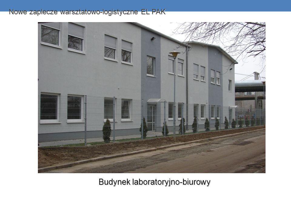 Budynek laboratoryjno-biurowy