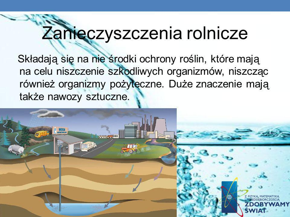 Zanieczyszczenia rolnicze