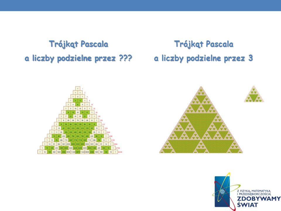 Trójkąt Pascala a liczby podzielne przez
