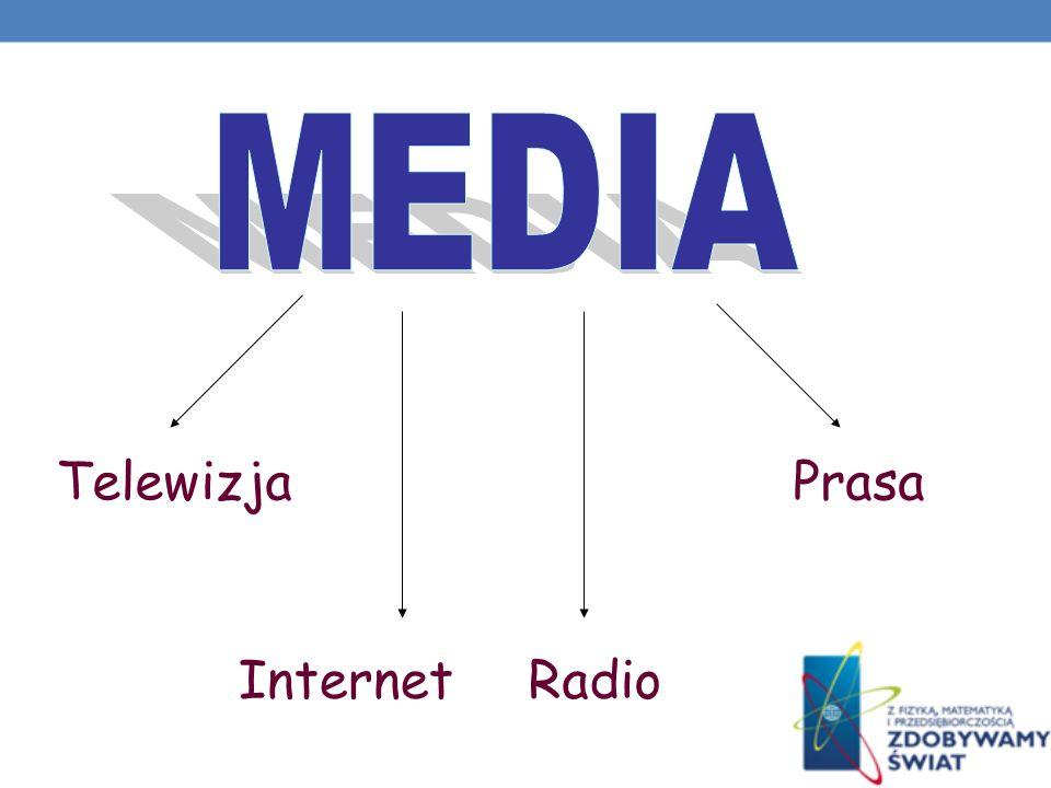 MEDIA Telewizja Prasa Internet Radio