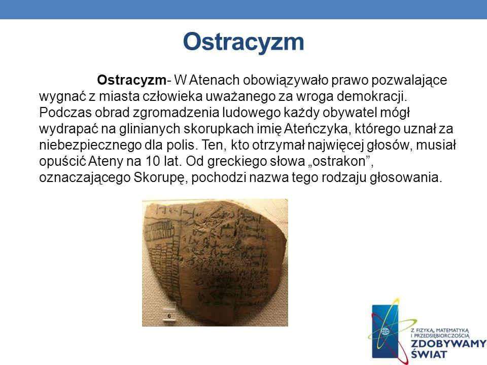 Ostracyzm