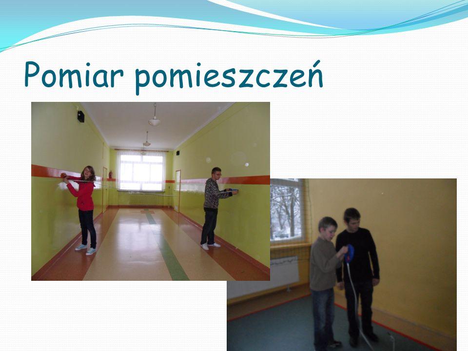 Pomiar pomieszczeń