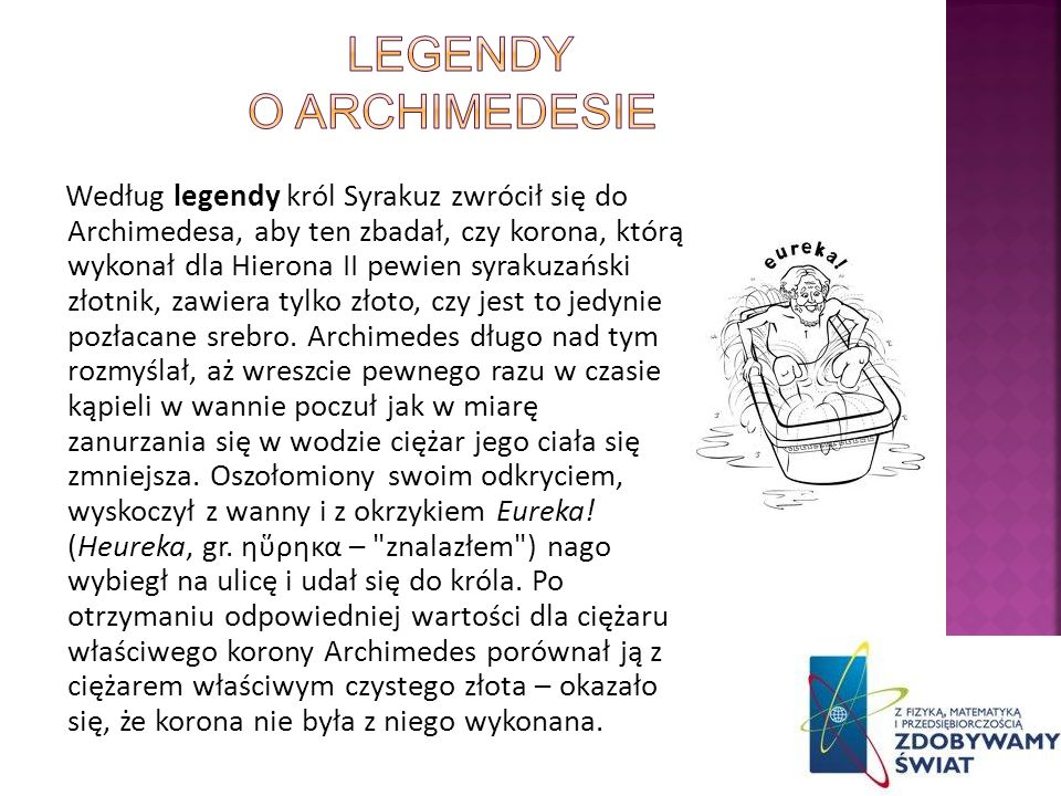 Legendy o Archimedesie