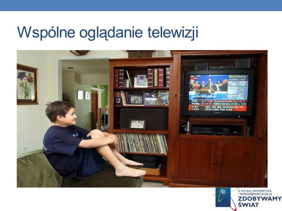 Wspólne oglądanie telewizji