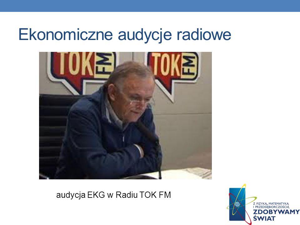 Ekonomiczne audycje radiowe