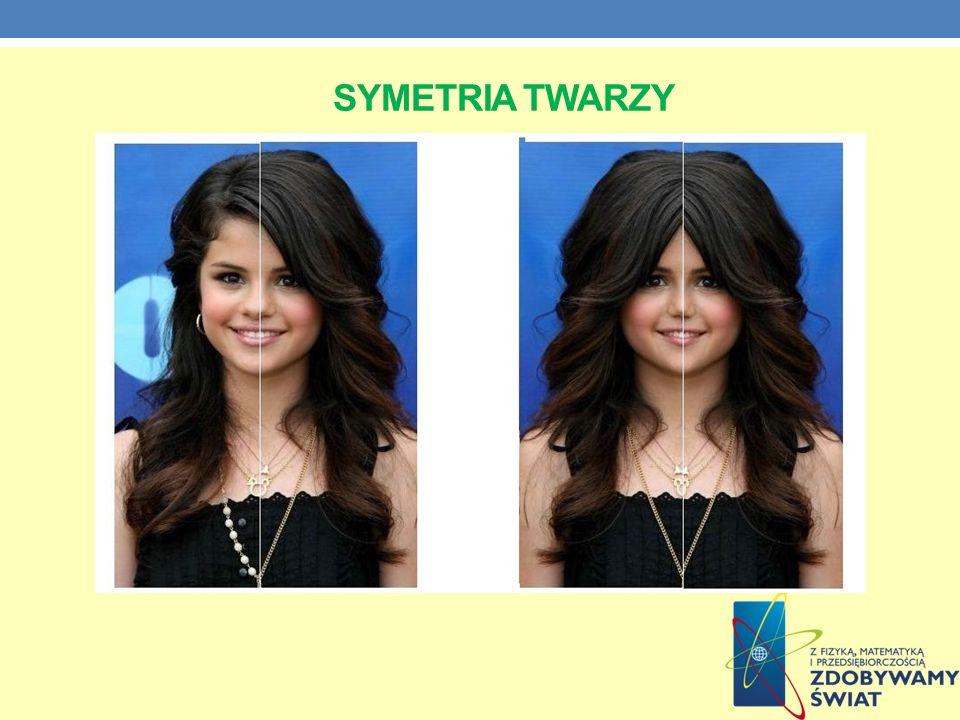 Symetria twarzy