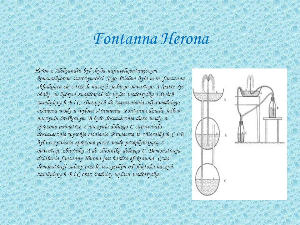 Fontanna Herona