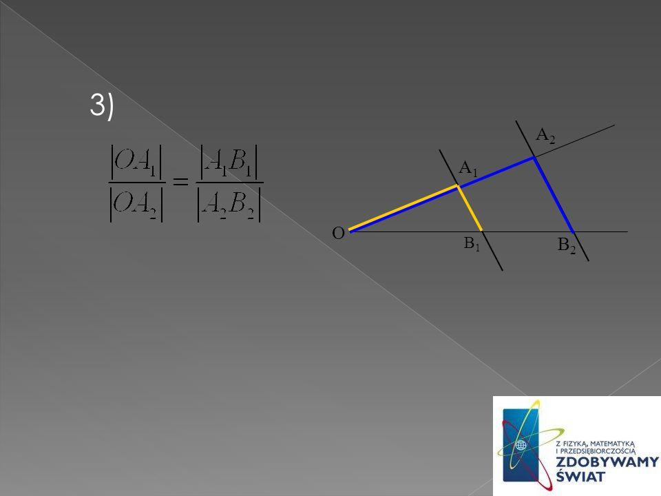 3) O A1 A2 B2 B1