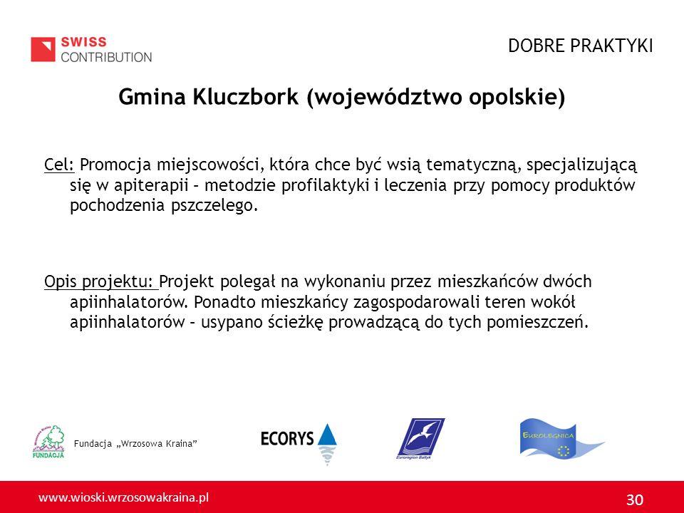 Gmina Kluczbork (województwo opolskie)