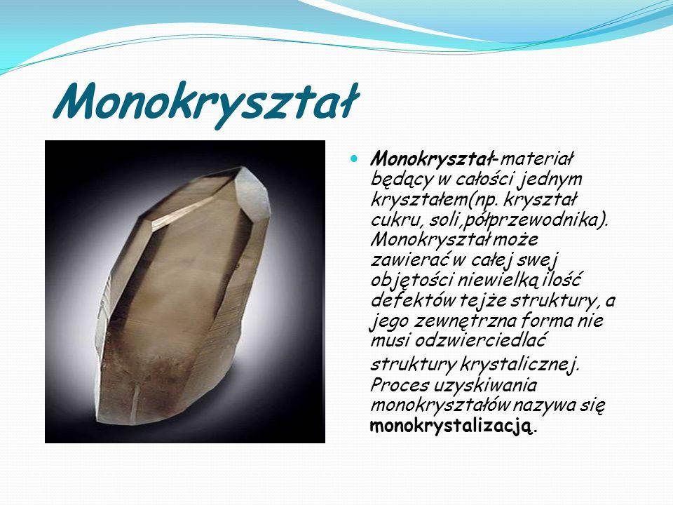 Monokryształ